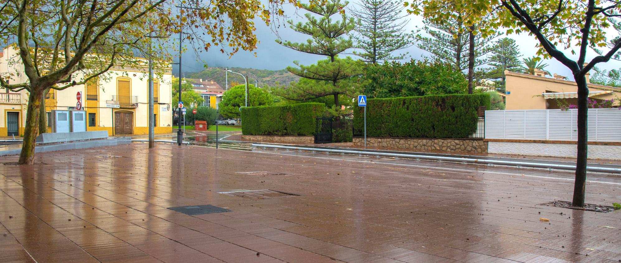 Mejorarel espacio urbano con infraestructuras verdes